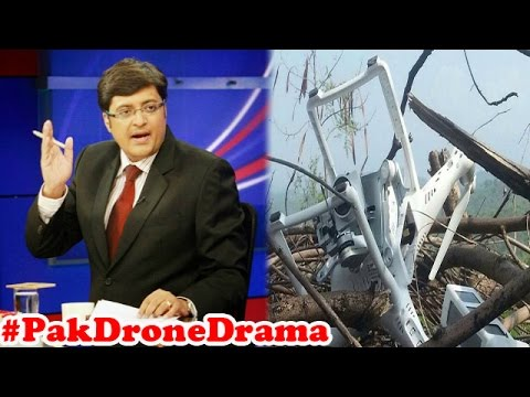 5 attacks from Pak ; Just A week after Ufa Meet : The Newshour Debate (16th July 2015)