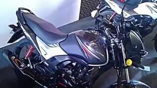 New Honda Shine Sp 2015
