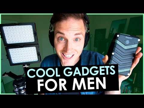 Gadgets for Men — 5 Cool Gadgets and Gift Ideas for Him