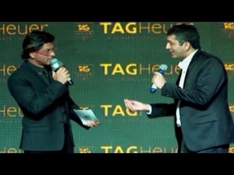 Shahrukh Khan INSULTS director in PUBLIC