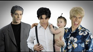 Three Men & a Baby: Retro Trailer Redux 1