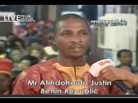 SCOAN 03/01/16: Testimony Time. Emmanuel TV - YouTube