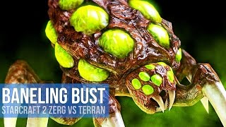 StarCraft 2: How-to Baneling Bust INTELLIGENTLY! (Guide)