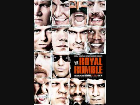 Royal Rumble 2011 Theme Song: Living in a Dream by Finger Eleven