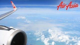 AirAsia Airbus A320neo Flight Experience | AK384 | Kuala Lumpur to Jakarta