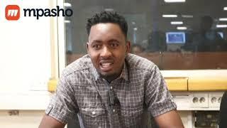 MPASHO TV: Comedian Jasper Murume robbed at gunpoint
