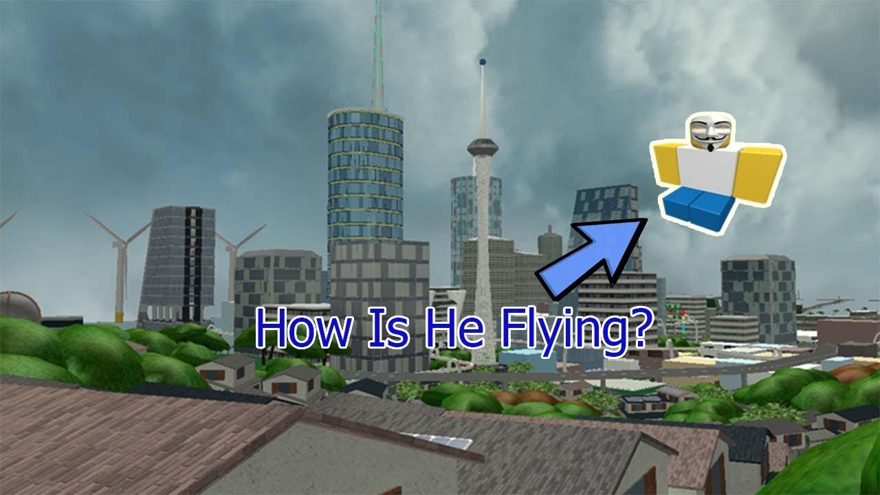 Wearedevs Fly Hack Youtube