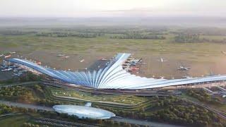 Work starts on Long Thanh international airport / Khởi công xây dựng sân bay quốc tế Long Thành