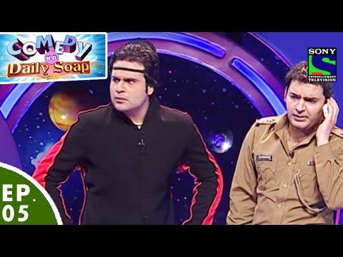 Laughter riot with Kapil Sharma and Krishna Abhishek -Episode 5- Comedy Ka Daily Soap
