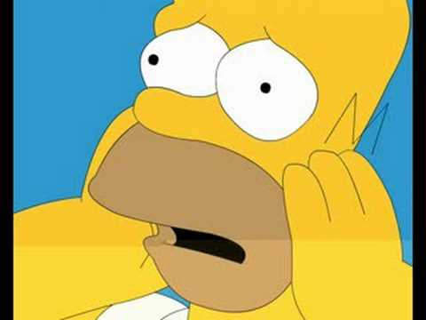 [HQ] Homer Simpson - Searching the