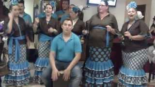 Grupo Rociero Duende Flamenco - Feria Badajoz 2013 - 4