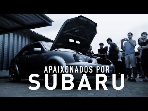 Apaixonados por Subaru na Webmotors
