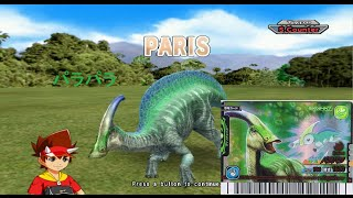 Paris move cards: Rock: Move Block Scissors: Emerald Garden Paper: Metal Wing Yangchuanosaurus move cards: Rock: Dino Stuffer Scissors: Wall Smash ...