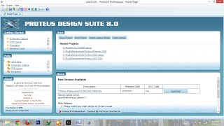 how  to install Proteus 8 Professional