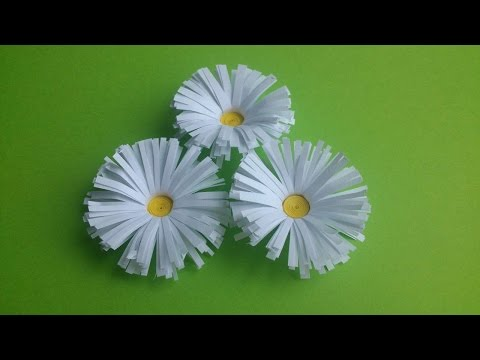 How To Make Wonderful Quilling Daisies - DIY Crafts Tutorial - Guidecentral