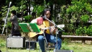 2009年4月26日 日曜日 丸の内緑地 アースデイイベント.