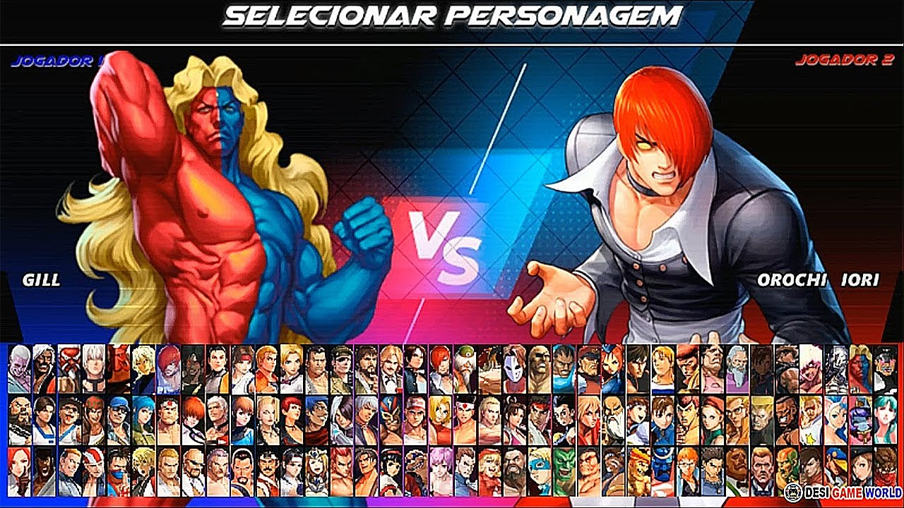 Capcom vs snk 3 ultimate mugen