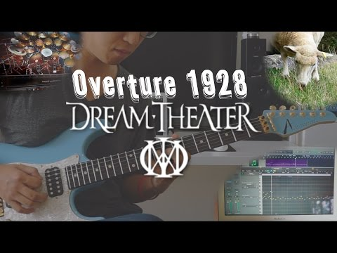 Dream Theater - Overture 1928 - Cover by Funtwo