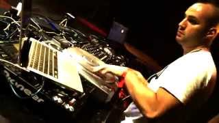 DJ K-MORE & MC SEAN CORTEZ @ ROCKHAL LUXEMBOURG - 1ERE PARTIE DADDY YANKEE