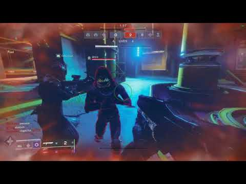 Destiny 2 Comp Cheaters