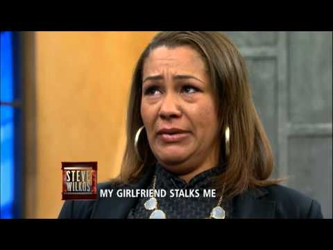 Steve Moment: Tamikah Finds Out The Truth About Eddie (The Steve Wilkos Show)