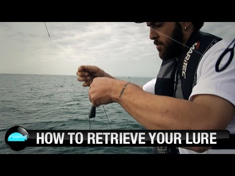How To: Retrieve Your Lure | We Flick Fishing Videos