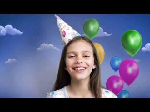 День рождения! Мой день / как отметить день рождения / детский праздник