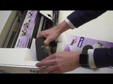 Tapofix Profix CS - Tapeziergerät Für Den Profi Oder Den Verleih