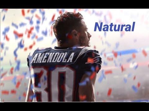 """Danny Amendola highlights """"Natural"""""""