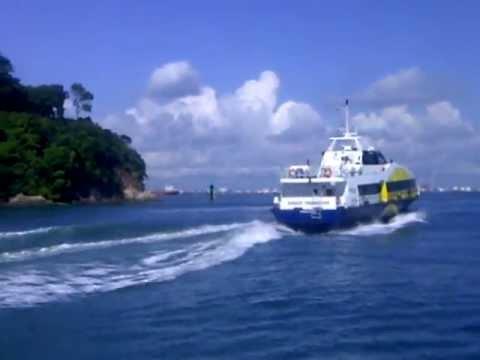 Pejalanan Murah dari Singapure ke Batam dengan Kapal Ferry