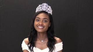 KeKe Kimble talks about being selected as the 2018 ICC Homecoming Queen