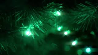 Relaxing Christmas Instrumentals (w/ christmas lights)