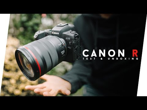 UnteRschätzt?  Canon EOS R (Unboxing & erster Test) | Jonah Plank