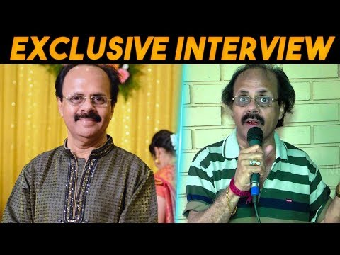 Exclusive Interview with Crazy Mohan Actor