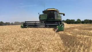Wheat harvest begins in Kansas