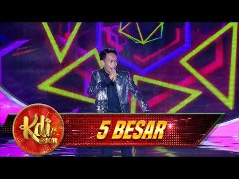 TOP BGT Aksi Janwar Menyanyikan [ADU DOMBA] - Kontes 5 Besar KDI (3/9)
