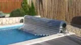 Lamelový kryt Poolonpoolup