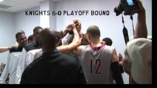 Playoff Bound || San Diego City Knights || Caleb Singleton #12