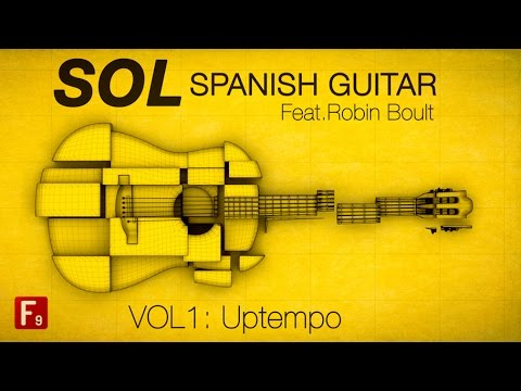 Sol Spanish Guitar Vol 1 Balearic Acoustic Guitar Loops Overview