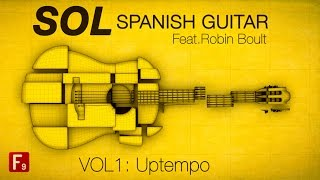SOL Spanish Guitar Vol 1 - Balearic Acoustic Guitar Loops Overview - With James Wiltshire