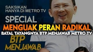 Video Ada Bau Radikalisme Dalam Pembatalan Tayangan Ahok Di Metro TV download MP3, 3GP, MP4, WEBM, AVI, FLV September 2019