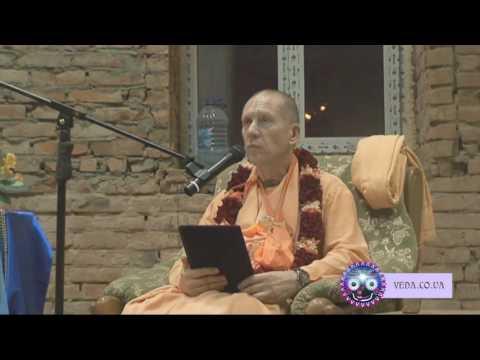 Бхагавад Гита 10.9 - Бхактивайбхава Свами