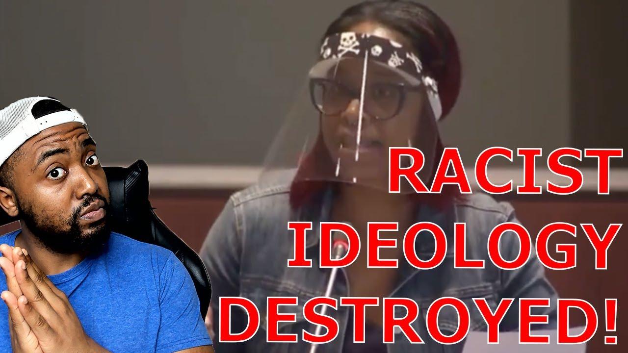 Black Mother BLASTS WOKE Loundoun County School Board Over Critical Race Theory!