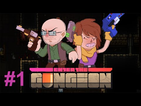 Enter the Gungeon co-op with Northernlion [Episode 1]