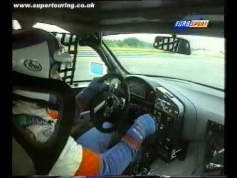 Yvan Muller: BMW SuperTouring in Val de Vienne 1994