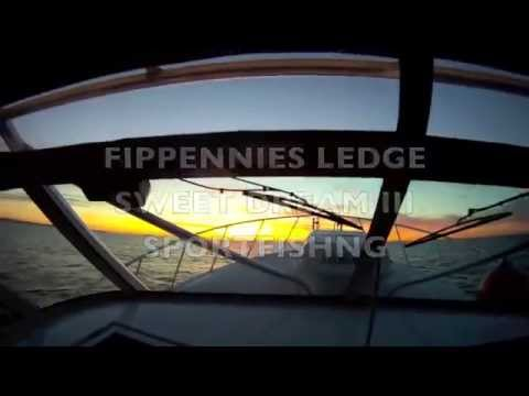 60 miles offshore ground fishing on Fippennies Ledge,  June 21 2014