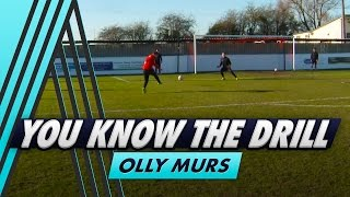 Shooting Challenge | You Know The Drill - Olly Murs