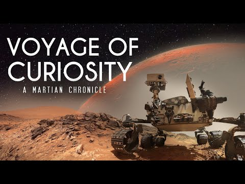 Voyage of Curiosity: A Martian Chronicle 4k - SpaceRip