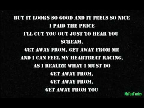 Atreyu - Ex's and oh's (Lyrics)