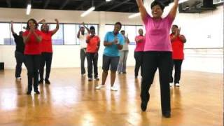 "JMBC-""Work It Out""-Soul Line Dance"